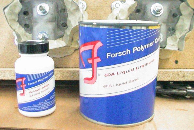 Forsch Polymer urethane