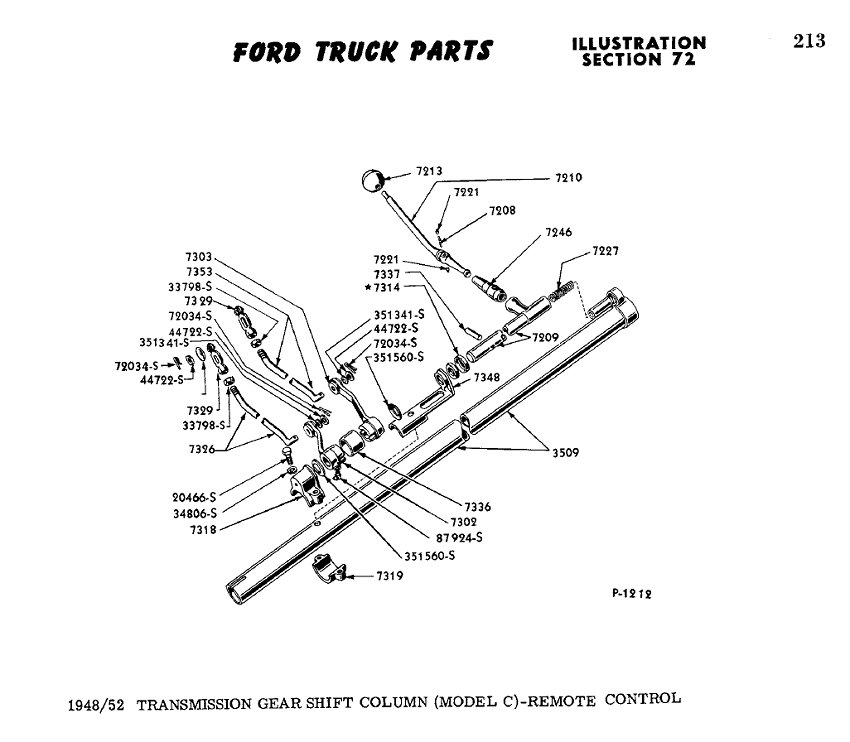Vin Location On 1958 Chevy Apache as well 1948 Fender Skirts moreover 1267654 54 F100 Washer Nozzle Jet likewise Car Parts Direct additionally Ford truck gasket tail light lens d 128283 51016. on 1948 ford parts used html