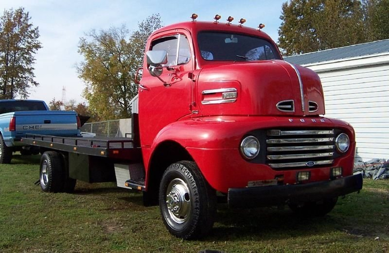 1950 Ford Coe for Sale submited images.